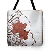 Drowsy - Tile Tote Bag