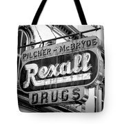 Drug Store #2 Tote Bag