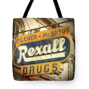 Drug Store #3 Tote Bag