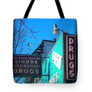 Drugs Tote Bag