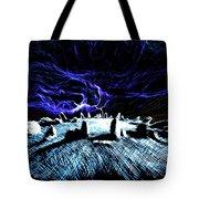 Druid's Circle, Night Tote Bag