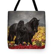 Druids In The Fields Tote Bag