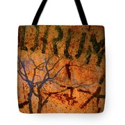 Drum Tote Bag