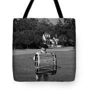 Drummer Boy Tote Bag
