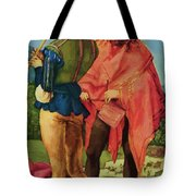 Drummers And Pipers Tote Bag