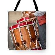 Drums Of The Revolution Tote Bag