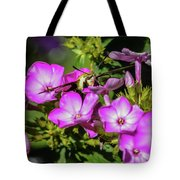 Drunk On Nectar Tote Bag