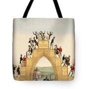 Drunkards Progress, 1846 Tote Bag