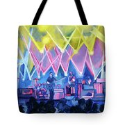 Dru's Night With Um Tote Bag by Patricia Arroyo