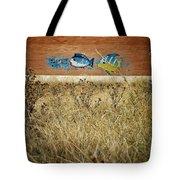 Dry Aquarium Tote Bag