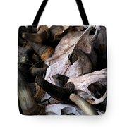 Dry As Bones Tote Bag