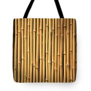 Dry Bamboo Rows Tote Bag