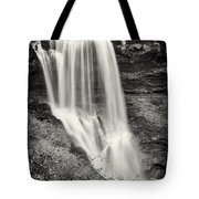 Dry Falls - Blue Ridge Mountains - Number Two Tote Bag