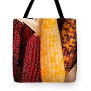 Dry Indian Corn Tote Bag