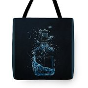 Dry, Bottle Art Tote Bag