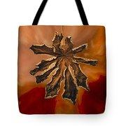 Dry Leaf Collection Digital 1 Tote Bag