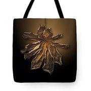 Dry Leaf Collection Digital  Tote Bag