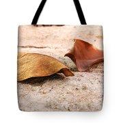 Dry Leaves Tote Bag