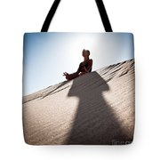 Dry Meditation Tote Bag