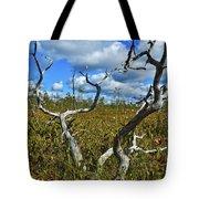 Dry Tree Tote Bag