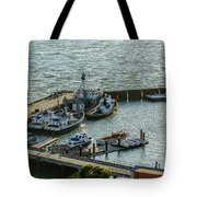 Dry Weight Tote Bag