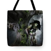 Dryad's Dance Tote Bag