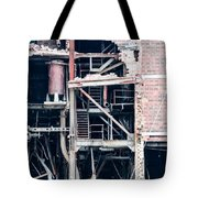 Dte Marysville Michigan West Wall Tote Bag