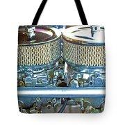 Dual Carbs Tote Bag