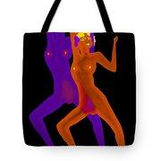 Dualdancers 2 Tote Bag