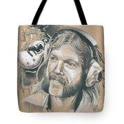 Duane Allman Tote Bag