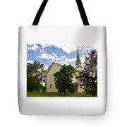 Duanesburg, Ny, Church Tote Bag