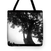 Dubignon Tree Tote Bag