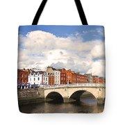 Dublin's Fairytales Around  River Liffey 3 Tote Bag
