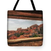Dubrovnik City In Southern Croatia Tote Bag