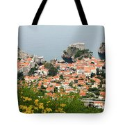 Dubrovnik, The Walled Old City Tote Bag