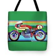 Ducati 750 Ss Corsa Tote Bag