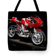 Ducati Mhe Mike Hailwood Evoluzione Tote Bag