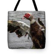 Duck 14 Tote Bag