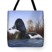 Ring-necked Duck Tote Bag