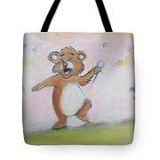 Duck, Bear,owl Tote Bag