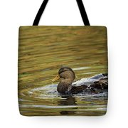 Duck Dip Tote Bag