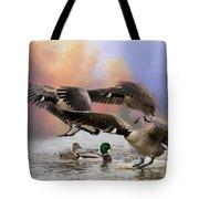 Duck Ducks 2 Tote Bag