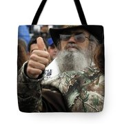 Duck Dynasty Tote Bag