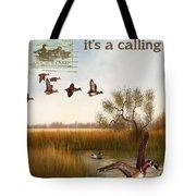 Duck Hunting-jp2783 Tote Bag
