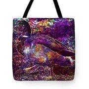 Duck Mallard Anatidae Duck Bird  Tote Bag
