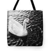 Duck On The Black Sea Tote Bag
