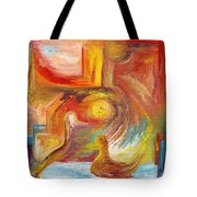 Duck The Alchemist Tote Bag