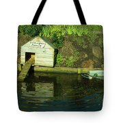 Duckingham Palace  Tote Bag