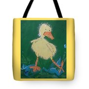 Duckling 3 Tote Bag