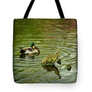 Ducks Life Tote Bag